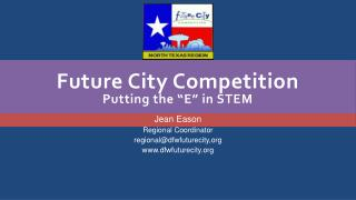 """Future City Competition Putting the """"E"""" in STEM"""