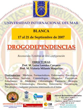 UNIVERSIDAD INTERNACIONAL DEL MAR