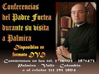 Contáctenos en los tel. 2726702 - 2871473 Palmira - Valle - Colombia o al celular 312 295 3804