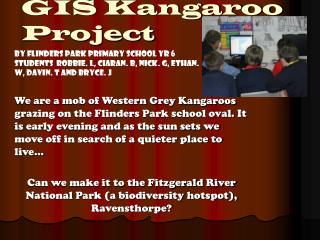 GIS Kangaroo Project