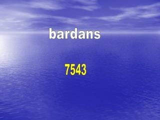 bardans