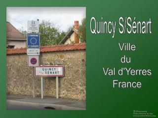 Quincy S/Sénart