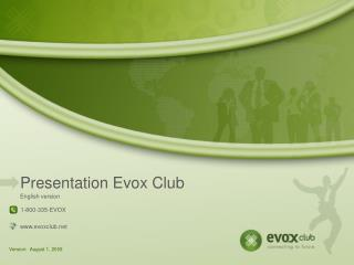 evoxclub