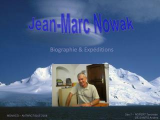 Jean-Marc Nowak