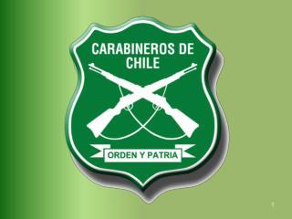 CARABINEROS DE CHILE     5TA. COMISARIA YUMBEL  SUBCOMISARIA LAJA