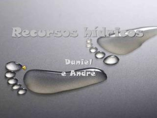 Recursos hídricos