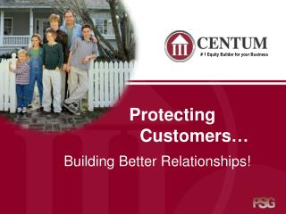 Protecting Customers…