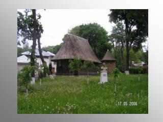 Intre institutiile de baza ale orasul Dorohoi, aproape de centru,se afla Bisericuta de lemn,