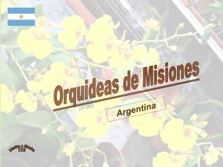 Orquideas de Misiones