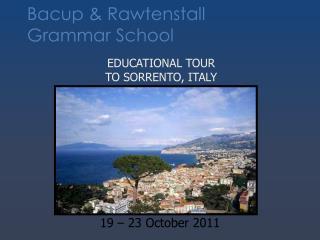 Bacup & Rawtenstall Grammar School