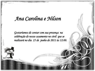 Ana Carolina e Nilson