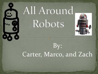 All Around Robots