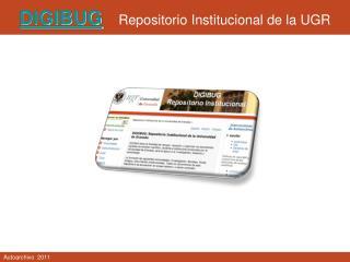 DIGIBUG Repositorio Institucional de la UGR