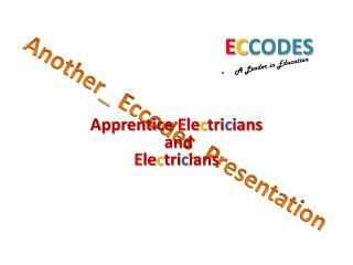 E C CODES