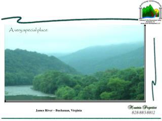 James River – Buchanan, Virginia