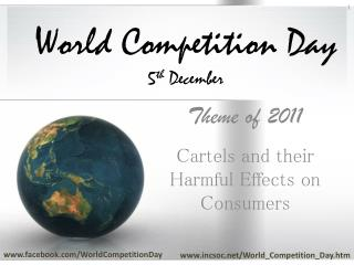 World Competition Day 5 th December