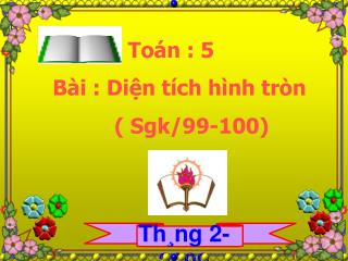 To�n : 5