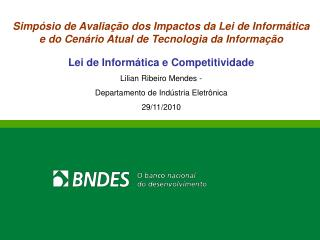 Complexo Eletrônico no Brasil