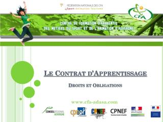 Le Contrat d'Apprentissage Droits et Obligations