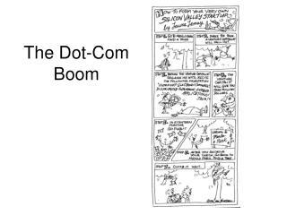 The Dot-Com Boom