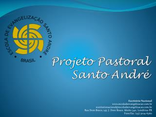 Projeto Pastoral Santo André