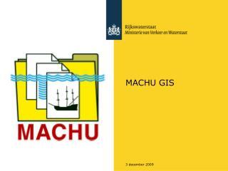 MACHU GIS