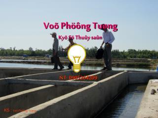 Voõ Phöông Tuøng  Kyõ Sö Thuûy saûn