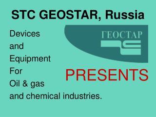 STC GEOSTAR, Russia