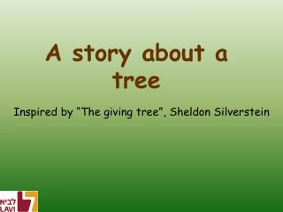 A story about a tree