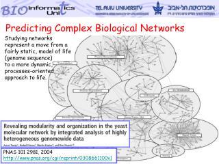 PNAS 101 2981, 2004 pnas/cgi/reprint/0308661100v1