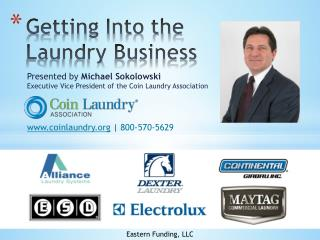 Getting Into the Laundry Business