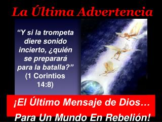 La �ltima Advertencia