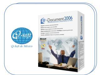 Así es,  con Q-Document: Los documentos de tu empresa  pasarán a mejor vida.