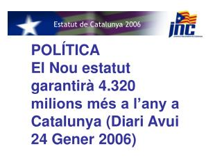 Estatut de Catalunya 2006