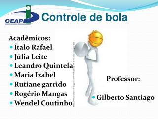 Controle de bola