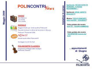POLI NCONTRI