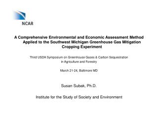 Expanded Assessment for Alternative Practices: Environmental Comparison