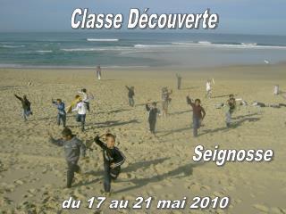 Classe Découverte