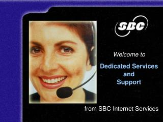from SBC Internet Services