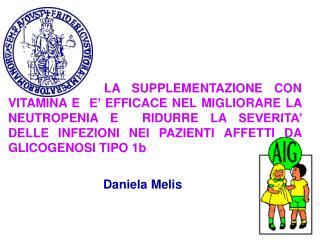 Daniela Melis