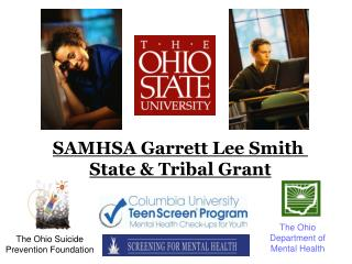SAMHSA Garrett Lee Smith  State & Tribal Grant