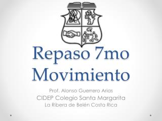 Repaso 7mo Movimiento