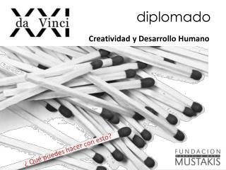 Creatividad y Desarrollo Humano
