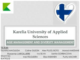 Karelia University of Applied Sciences