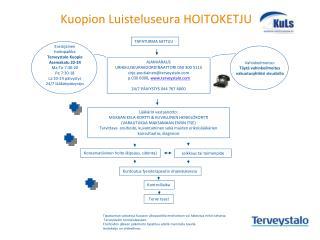 Kuopion Luisteluseura HOITOKETJU