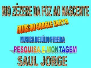 RIO ZÊZERE DA FOZ AO NASCENTE