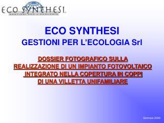 ECO SYNTHESI