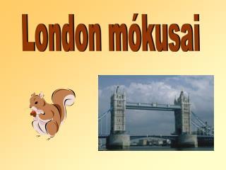 London mókusai