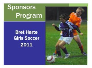 Sponsors Program