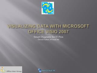 Visualizing DATA with Microsoft Office Visio 2007